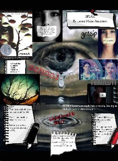 themes in the story speak what is the book speak by laurie halse anderson about k k