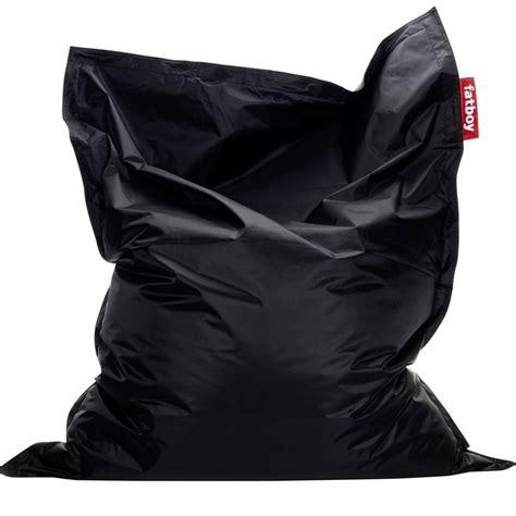 fatboy bean bag uk fatboy original bean bag black comfort seating