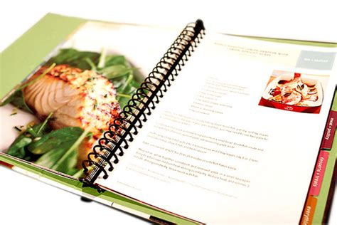 best photos of cookbook design templates cookbook