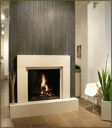 Modern Tiled Fireplace Surround Ideas by Modern Fireplace Tile Surrounds Home Design Ideas