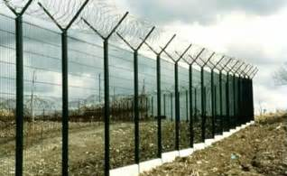 high security razor wire fence system anti climbable easy
