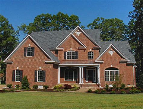 bricks house designs house plans on pinterest red brick homes cathedral ceilings and brick ranch
