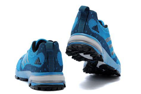 Sepatu Running Adidas Marathon Tr13 Black adidas maraton tr 13 flyknit pantofi de
