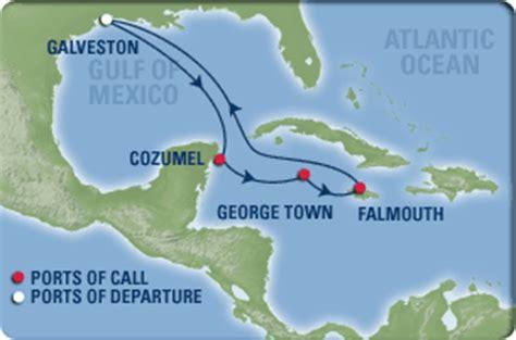 houston to jamaica map magazines