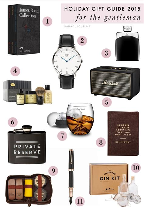 Gifts For The In Your by Gift Guide For The Gentleman Du Jour