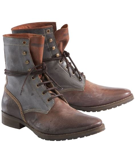mens leather boot diesel s leather boots mens shoes boots