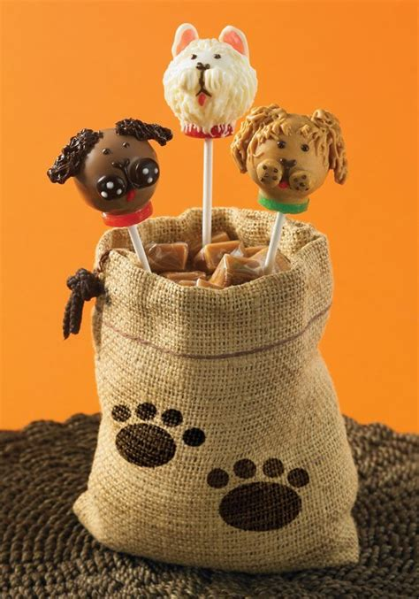 puppy pops the baking craze babycakes cake pops cookbook review