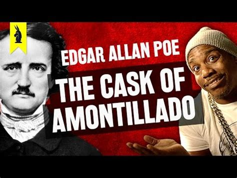 edgar allan poe biography video youtube the cask of amontillado by edgar allen poe thug notes