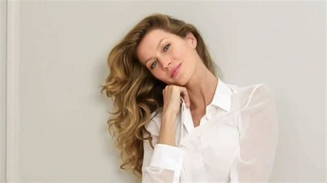 commercial model pantene pantene tv commercial new hair new you feat gisele