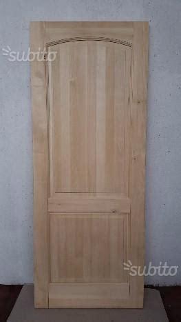 subito veneto arredamento e casalinghi porte in legno grezzo arredamento e casalinghi in