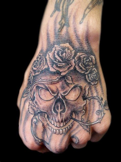 full hand skull tattoo 100 awesome skull tattoo designs awesome men and women