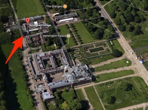 nottingham cottage at kensington palace nottingham prince harry and meghan markle will live in nottingham