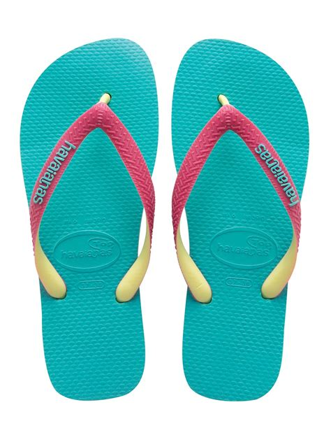 flip flops flip flops top mix pool green