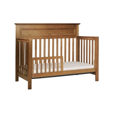 da vinci 4 in 1 convertible crib da vinci autumn 4 in 1 convertible wood crib in chestnut m4301ct