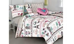 Comforters For Teenage Girls Paris Kids Bedding Set By Kooky Online Bedding Square