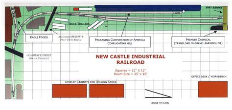 N Scale Shelf Layout by Access Model Railroad Track Plans Shelf Debut Rokie