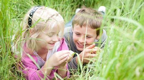 the rspb news just one in five uk children connected to