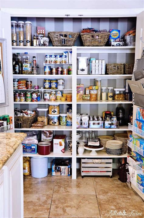 Kitchen Pantry On Wheels by Pantry Makeover Before After Shelves Wallpapers