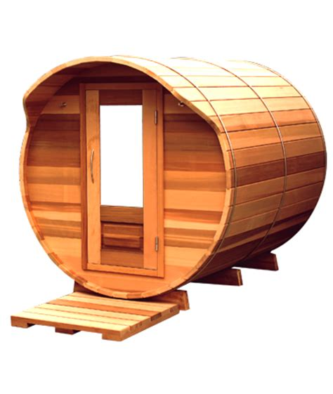 Sauna Bois Exterieur by Sauna En Bois Ext 233 Rieur Haut De Gamme 2 224 8 Places Storvatt