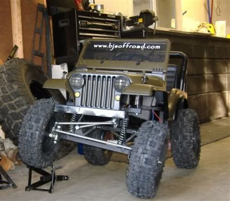 jeep kid off road power wheels jeep power wheels custom power