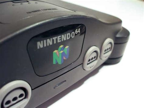 N64 Console For Sale Nintendo 64 N64 Console Unboxed Nintendo Nintendo