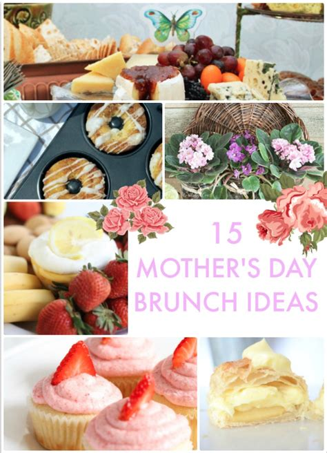 Brunch Ideas For S Day Great Ideas 15 S Day Brunch Ideas