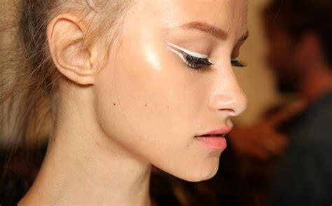 7 Make Up Looks From New York Fashion Week by 2015 Hair And Makeup Trends From New York Fashion Week