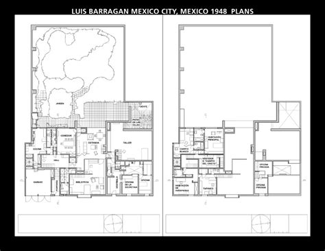 barragan house plan luis barragan house plans idea home and house