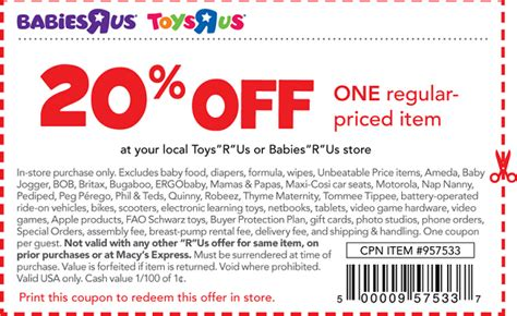 babies r us coupon code may 2016 coupon specialist