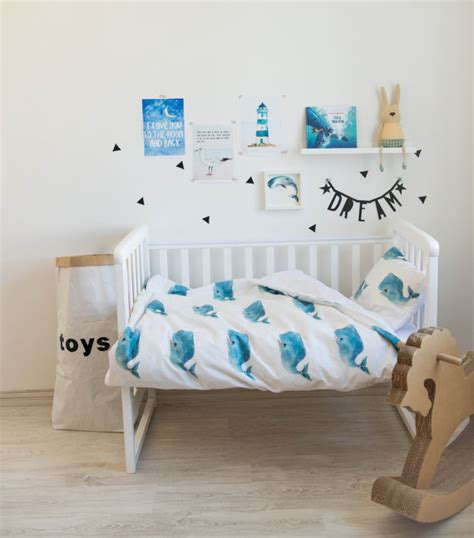 Whale Crib Bedding Sets Watercolor Whale Bedding Baby Bedding Crib Bedding By Itsforkids