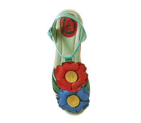 Promo 08 Season Lemari Pakaian Multifunction Wardrobe miss l fleur sandals apple green multi sandals