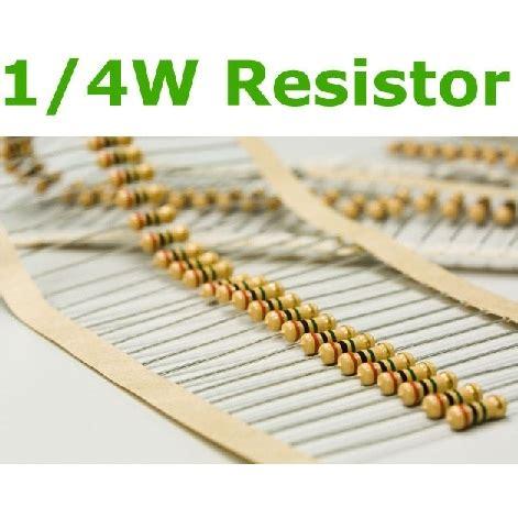 Resistor Metal Taiwan 6k8 1 4 Watt 0 25w resistor de 1 4w 1k 193 diversos