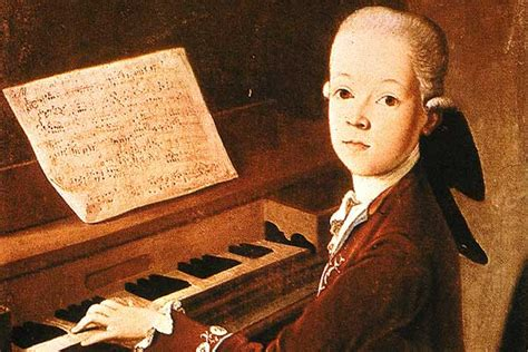 mozart biography early years facts you didn t know about history s greatest composer