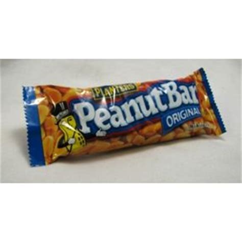 planters peanut bar original 2500 travel sizes