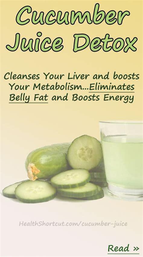 Best Liver Detox Celery Juice by 25 Best Ideas About Benefits Of Cucumber Juice On