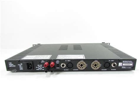 Power Lifier Electro Voice electro voice 7100 stereo power lifier premier equipment solutions inc