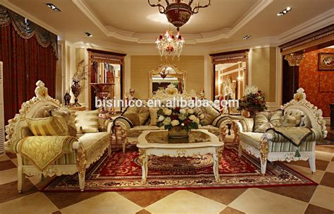 royal schlafzimmer set luxury rococo wood carved painted living room