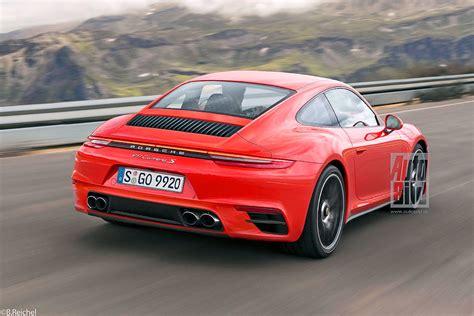 Porsche 911 Bild by Porsche 911 2018 Vorschau Bilder Autobild De