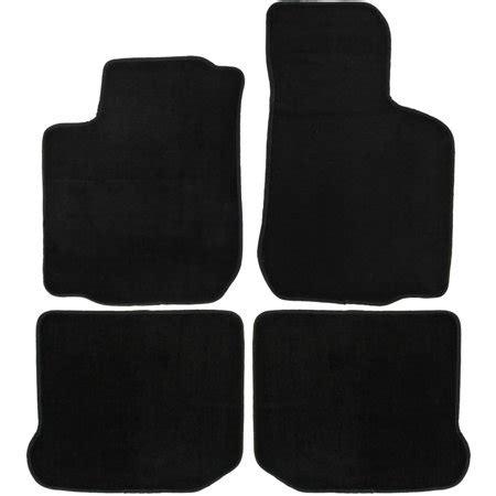 car floor mats black friday uaa custom fit black carpet car floor mats set for