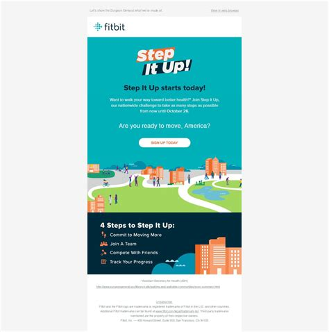 email design pursuing the flat email design trend