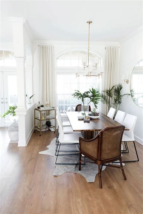 Dining Room Rug Clean 25 Best Ideas About Neutral Dining Rooms On
