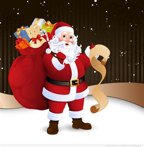 how to make pictures of santa claus and christmas tree kulit and santa claus my world