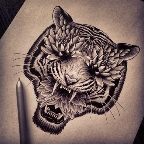 64 best tatts images on 64 best images about tiger tats on posts ios