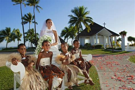 Fiji Weddings & Fiji Wedding Venues