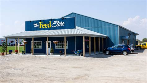contact us at the feed store harrow ontario