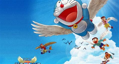 doraemon themes x2 01 the doraemon characters name and chinese names archives