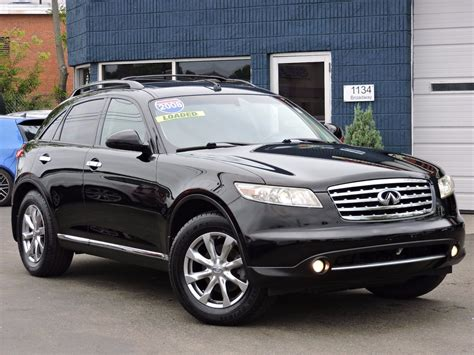 Infinity Auto Fx35 by Used 2008 Infiniti Fx35 S Wsunroof At Auto House Usa Saugus