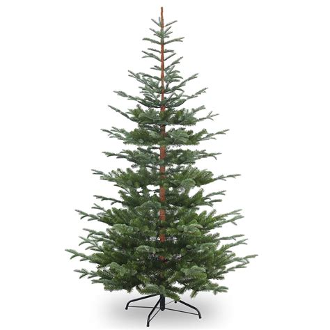 natural looking artificial christmas trees