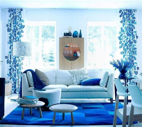 blue and white living room ideas blue and white living room decorating ideas blue living