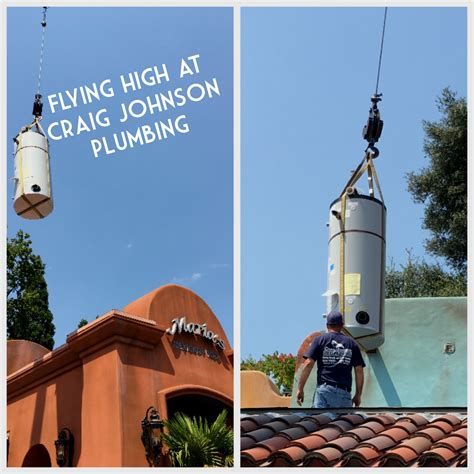Johnson County Plumbing by Commercial Water Heater Install In Grass Valley Ca
